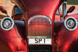 Morgan SP1 – Einzig, nicht artig