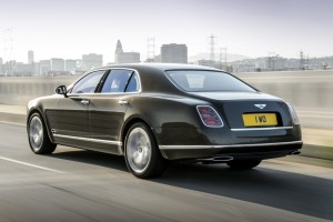 Bentley Mulsanne Speed – Beschleunigter Luxus