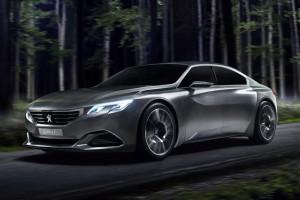 Peugeot Exalt Concept – Zweiter Anlauf
