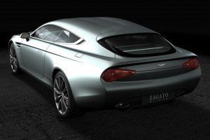Aston Martin Virage Shooting Brake Zagato – Unikum