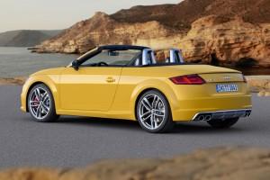 Audi TTS Roadster – Offener Spaßmacher