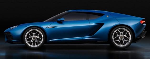 Lamborghini Asterion Concept – Hybrid-Stier