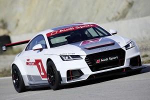 Audi Sport TT Cup – Neuer Markenpokal