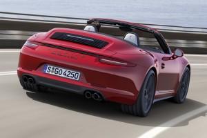 Porsche 991 Carrera GTS – Auch mit Allradantrieb