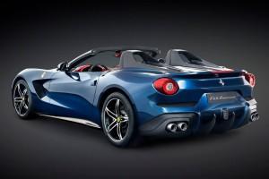 Ferrari F60America – Nur 10 Exemplare