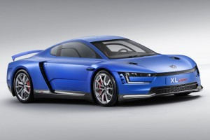 Volkswagen XL Sport Concept – Powered by Ducati