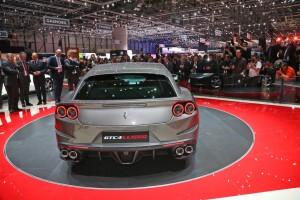 Ferrari GTC4Lusso – ciao ciao FF