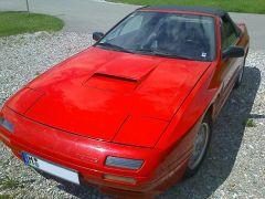 Das ist mein Mazda RX-7 FC