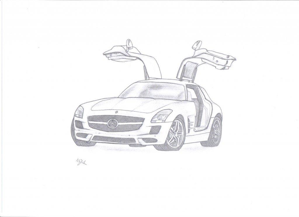 SLS Zeichnung