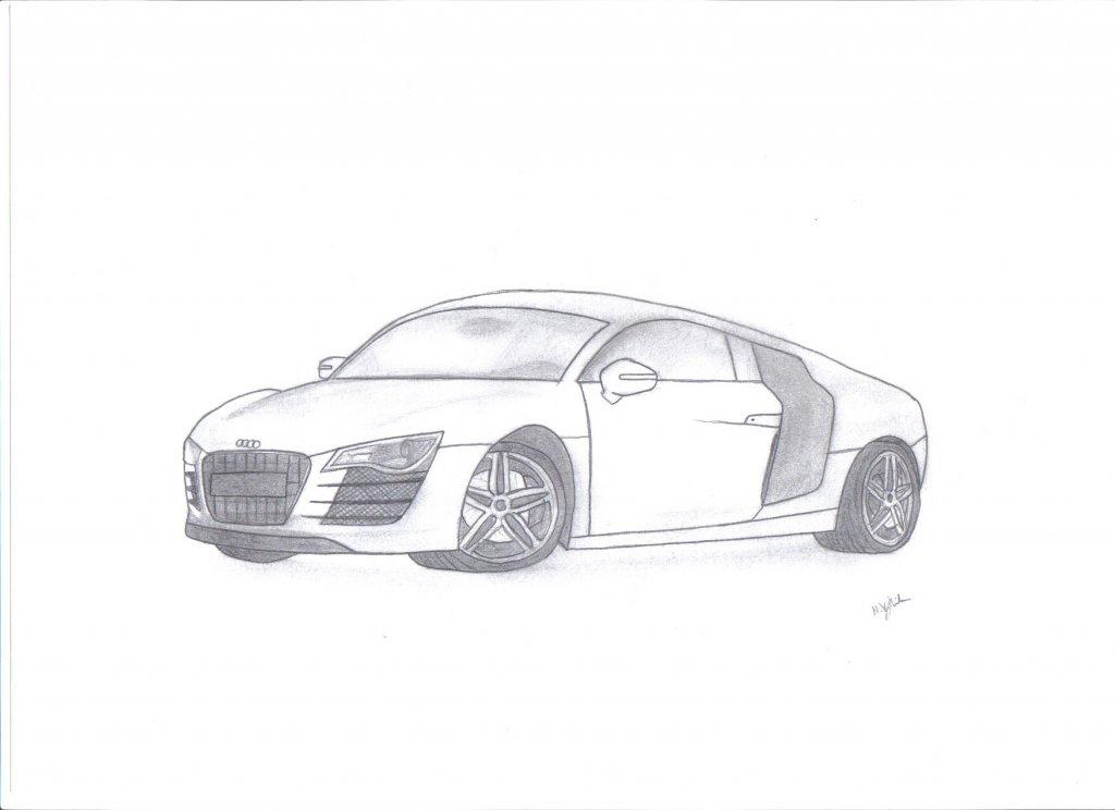 R8 Zeichnung