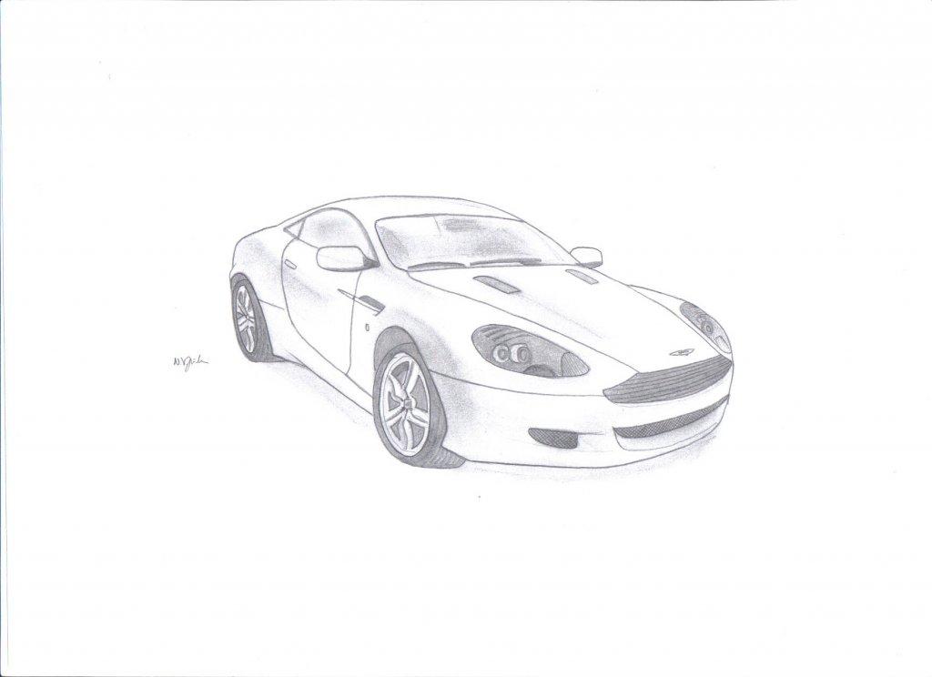 DB9 Zeichnung