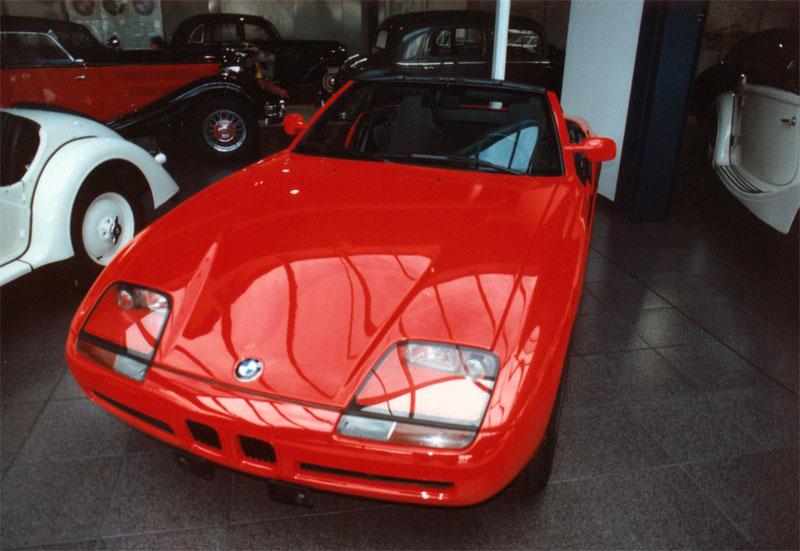 EFA-Museum für Deutsche Automobilgeschichte in Amerang / Chiemgau