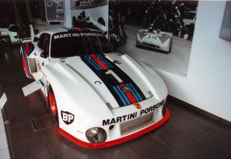 Porsche 935 Coupé (1976 - 1977)