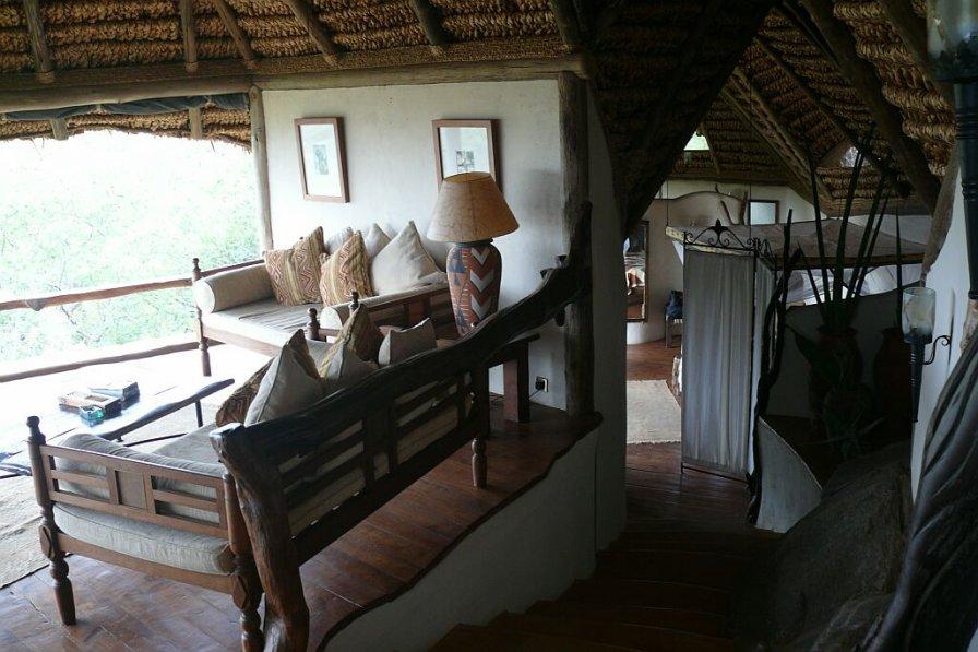 Zimmer - Elsas Kopje - Meru Nationalpark - Kenia