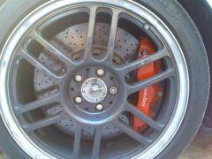 SLR-Bremse