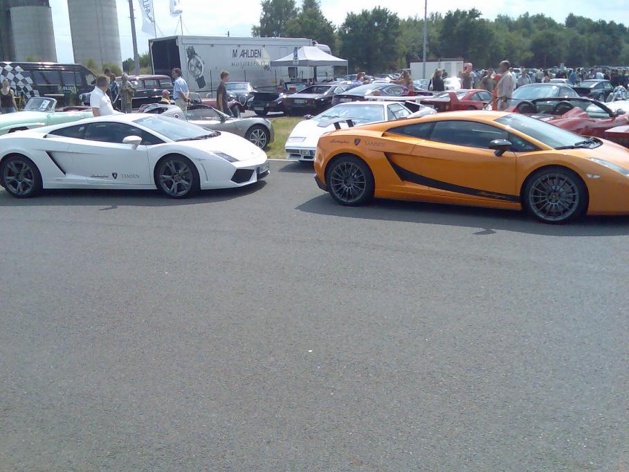 Lamborghini Gallardo LP 560-4 und Superleggera