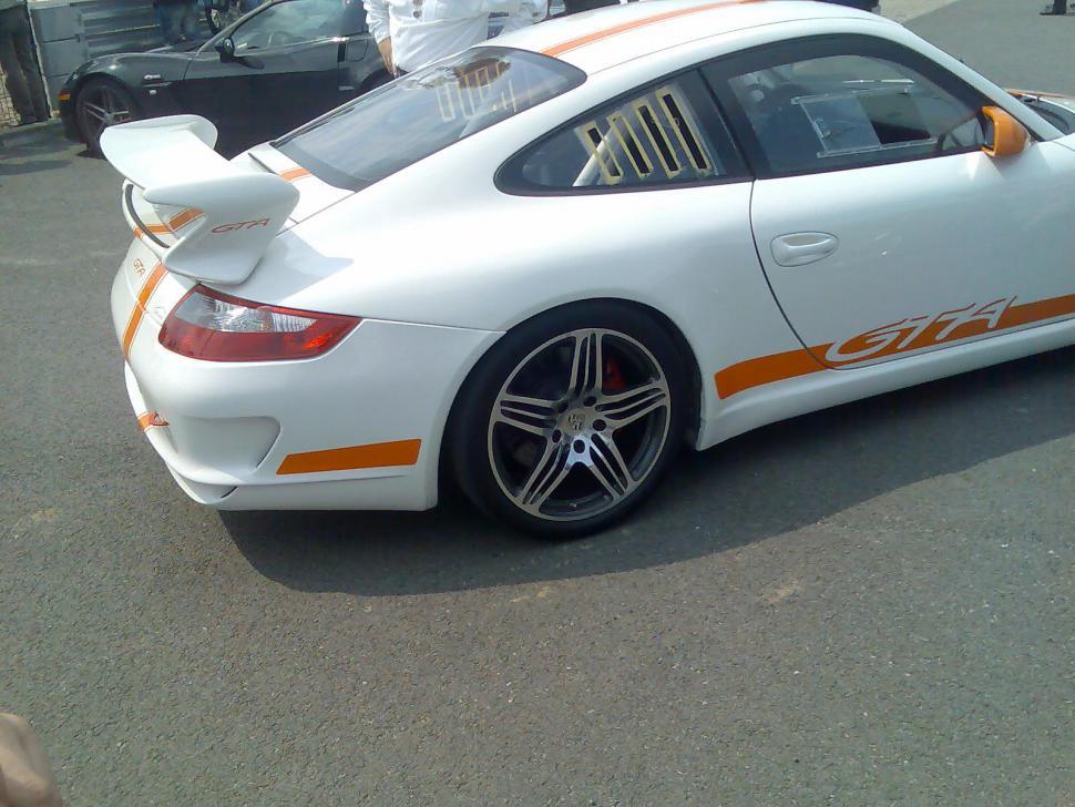 Porsche 911 GTA (Unikat)