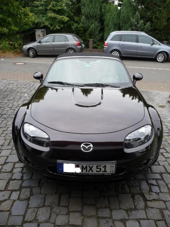 Mazda MX5 Zymöl Glasur