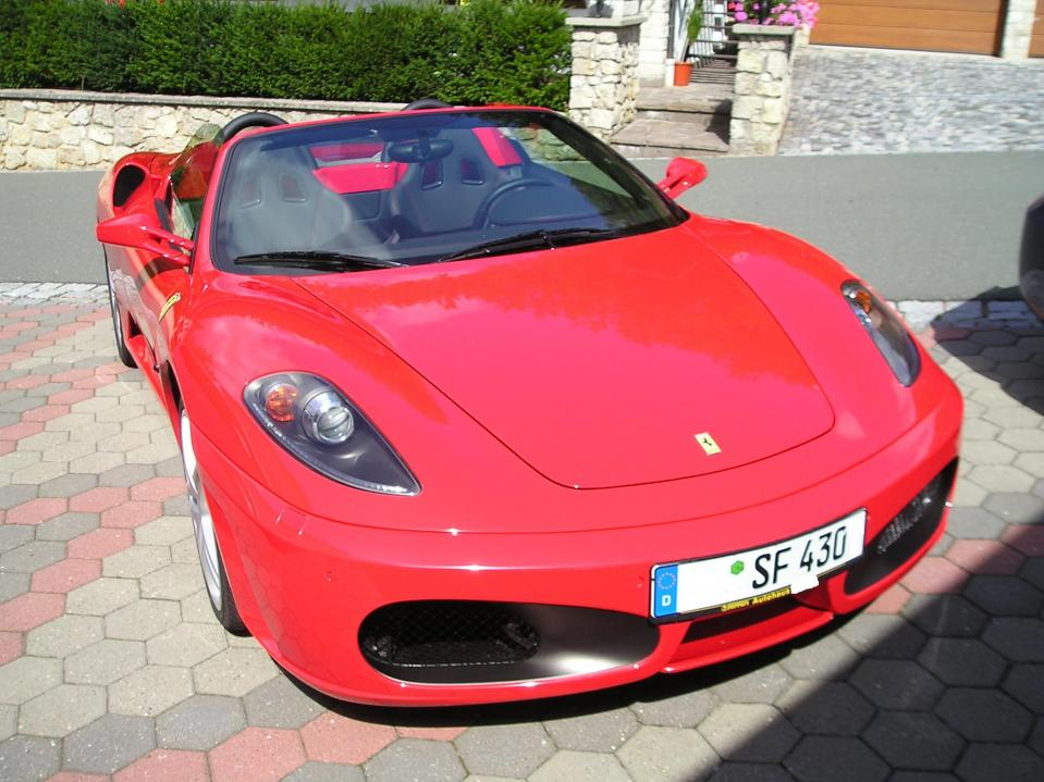 Ferrari F 430 Zymöl Concours