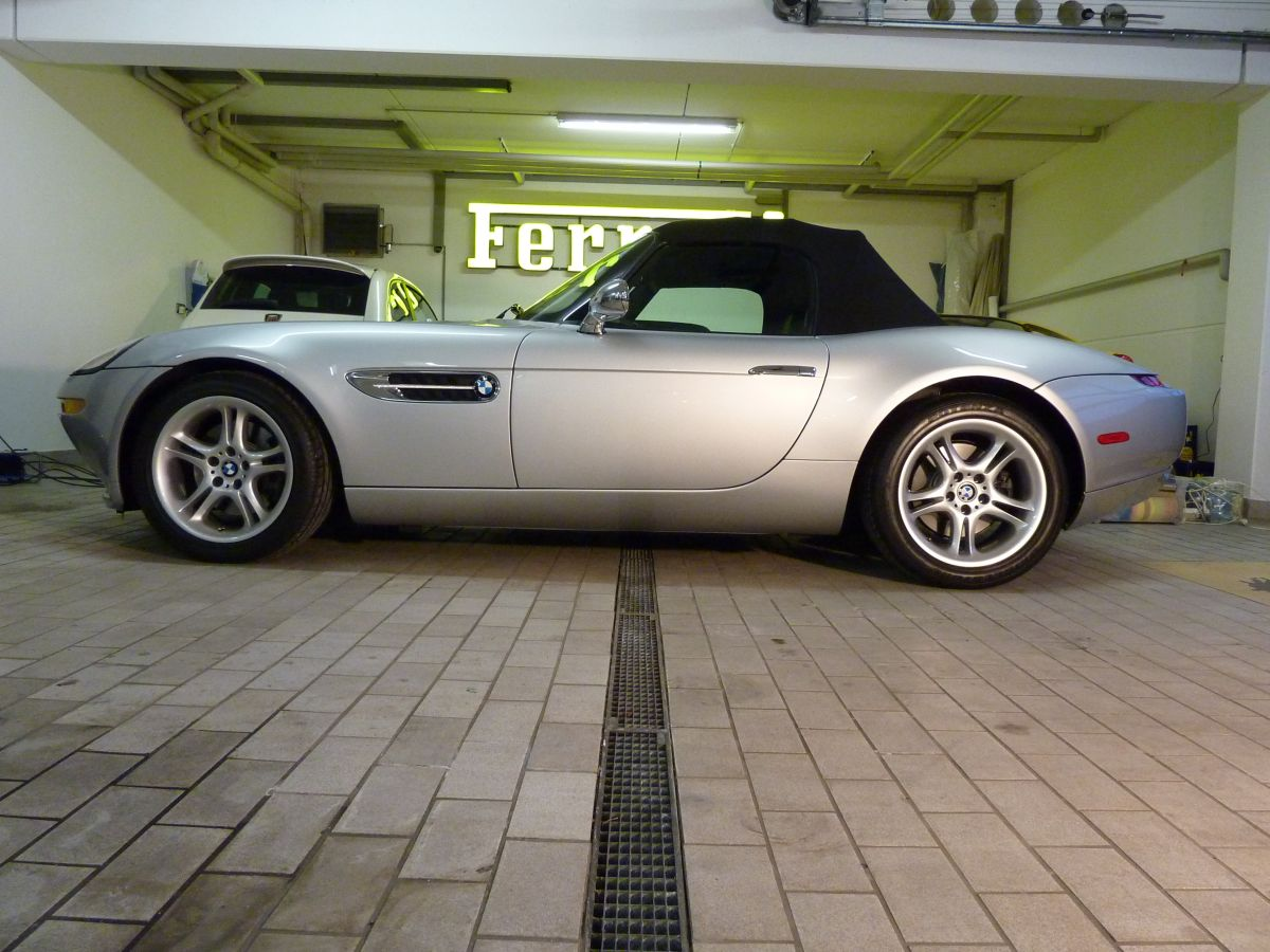 BMW Z8  ZAINO Z2  3 Lagen