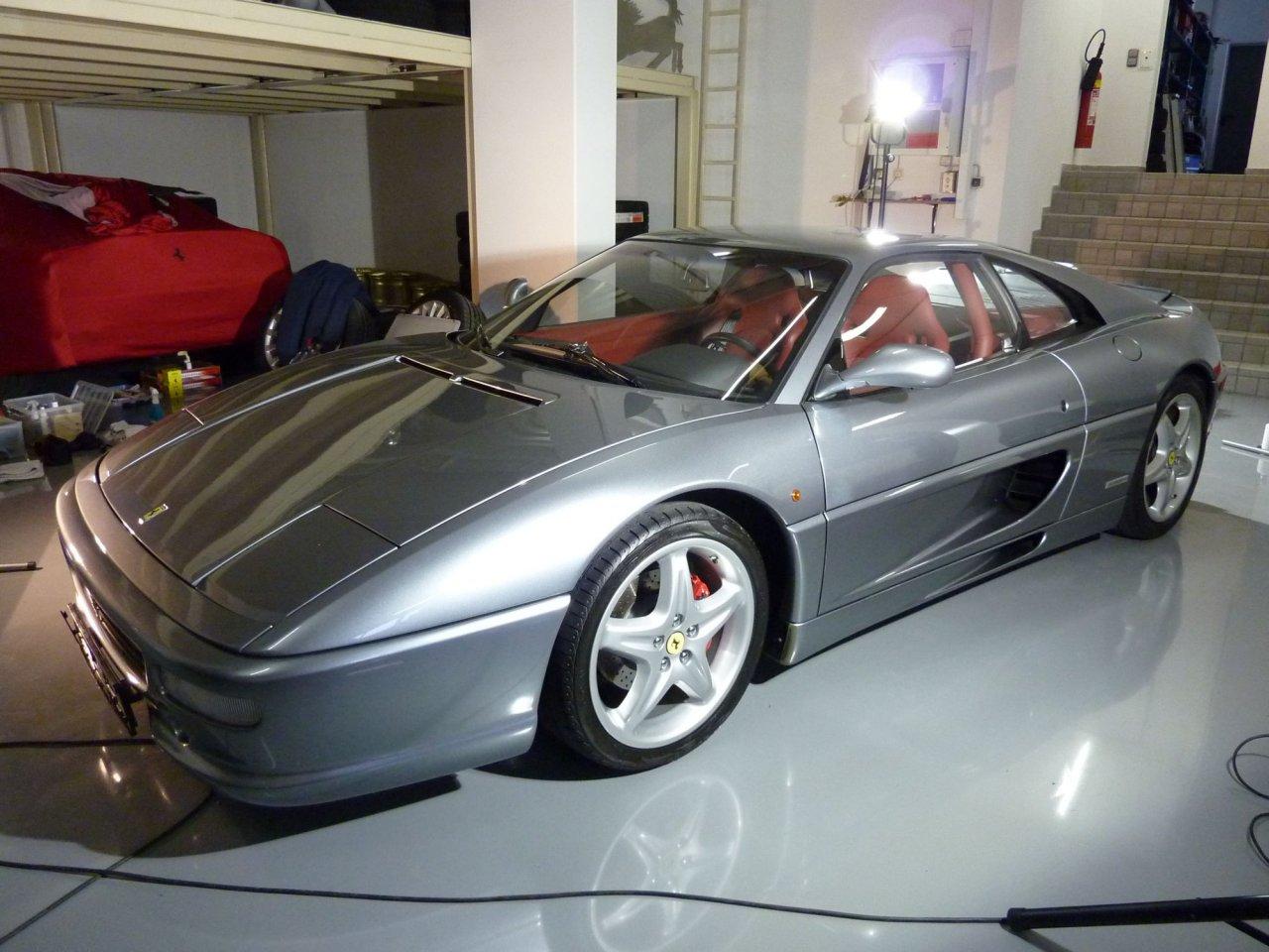Ferrari F 355 F1 Berlinetta  Meguiar´s # 16