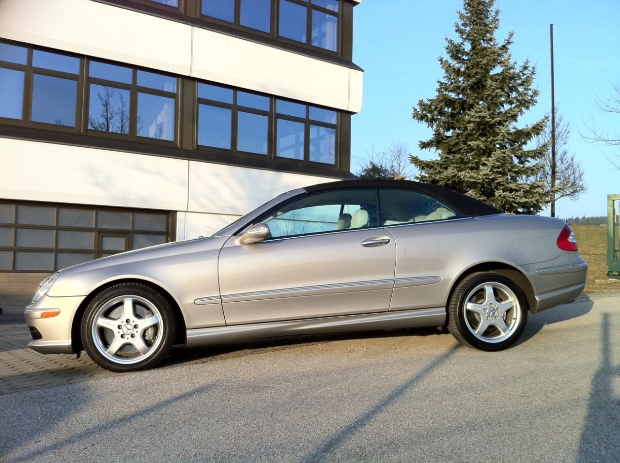 MB CLK 500 Cabrio