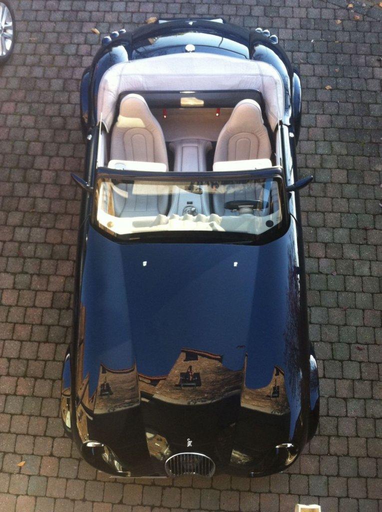 Wiesmann MF3 Roadster   3 Lagen ZAINO Z5  ZFX