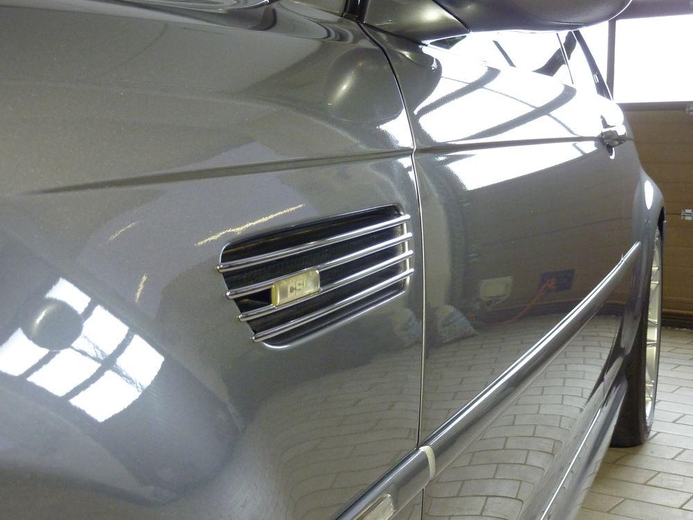 BMW M3 CSL  Zaino AIO + 2 Lagen Z2 (mit ZFX)