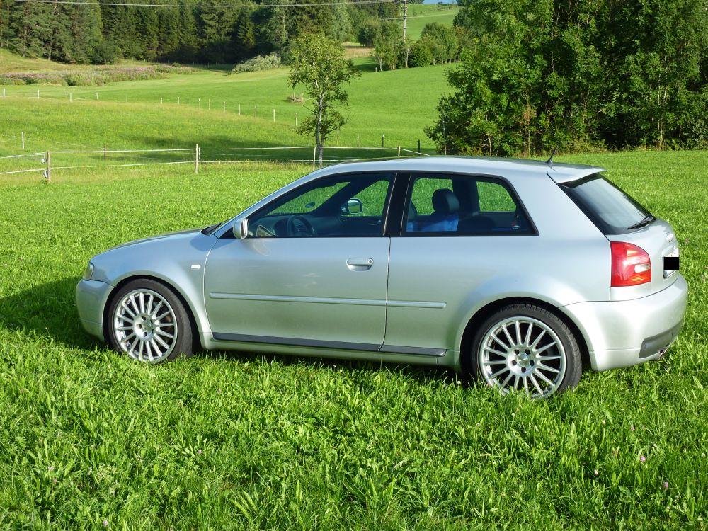 Audi S3 ZAINO Z 2