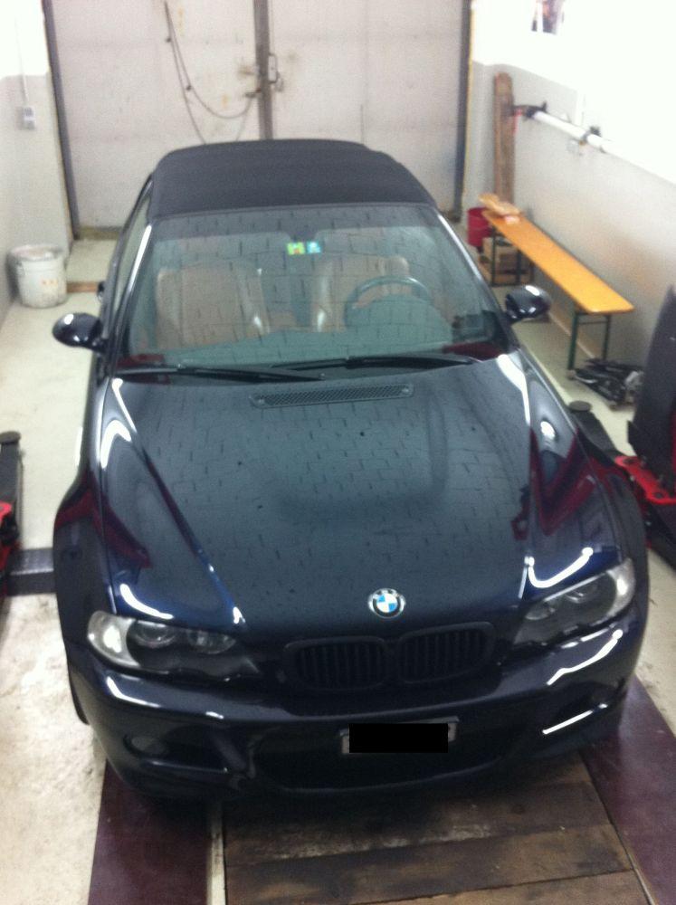 BMW M3 Cabrio  Swizöl Shield