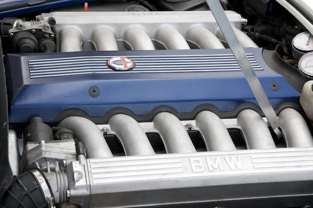 Moderne Variante mit 12-Zylinder BMW Motor (750i) ... ist halt alles nur eine Frage des Geschmacks!