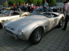 289-er Cobra Kirkham/ Hawk - die älteste im Feld (Bj. 1962)