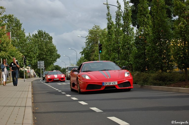 Ferrari 430 Scuderia & F 360 CS