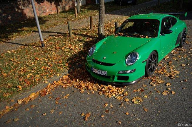Porsche 997 GT3 (nein, kein RS ;) )