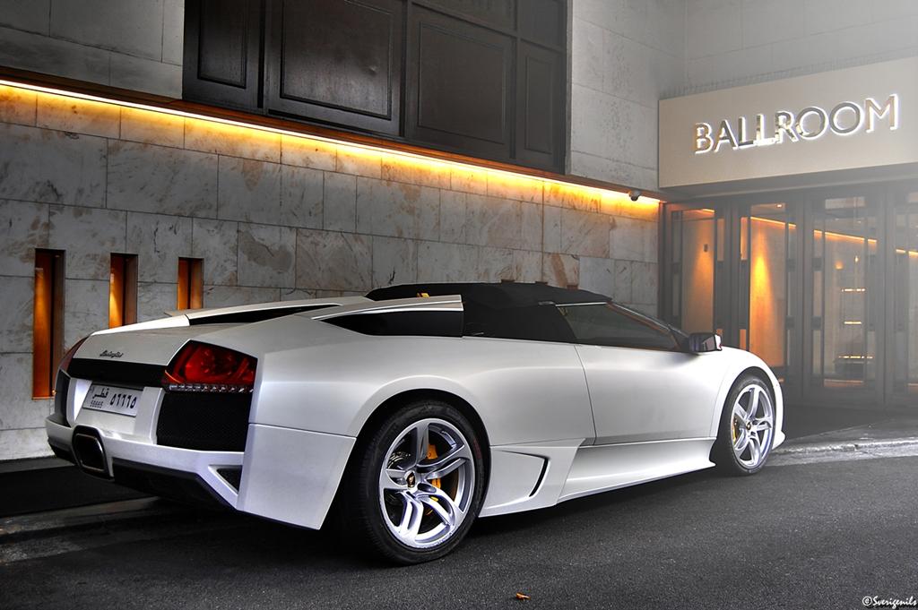 Lamborghini Murcielago LP 640-4 Roadster