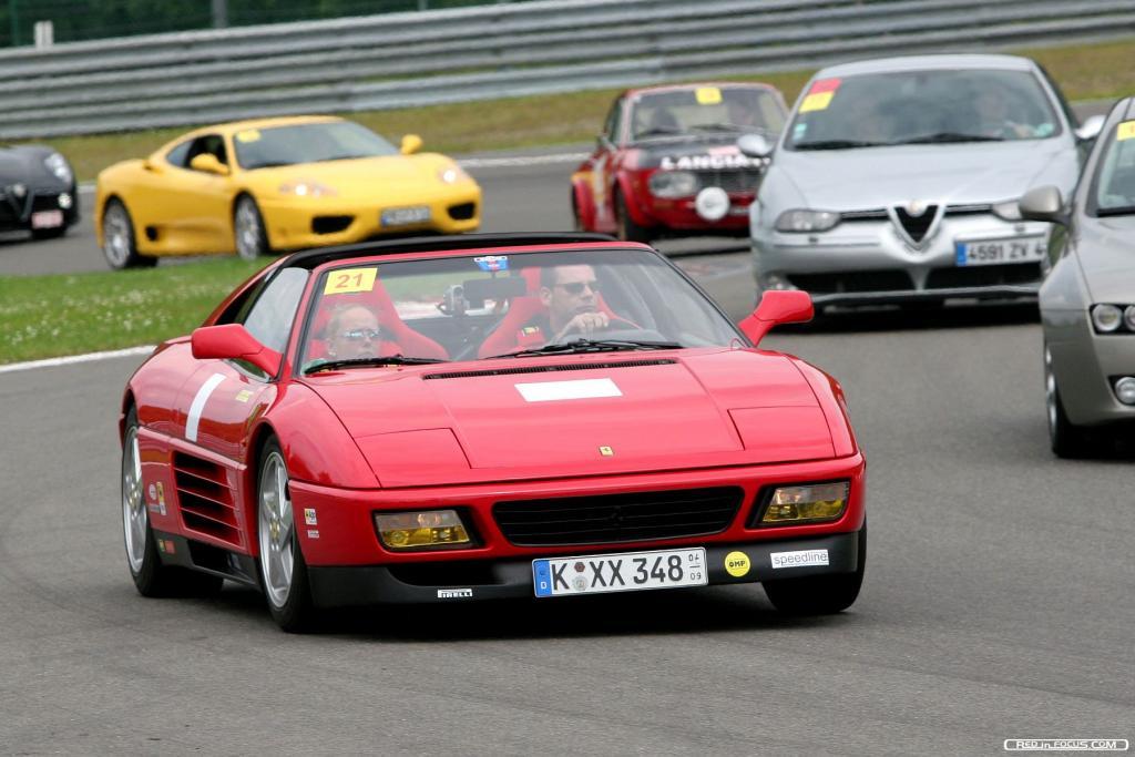 SI09 027 Ferrari 348 TS