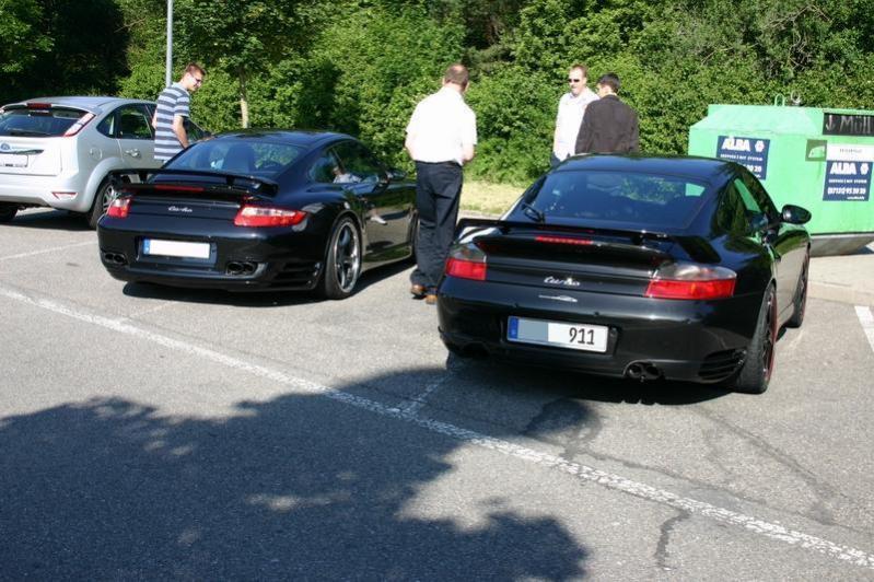 Porsche 996 und 997 Turbo