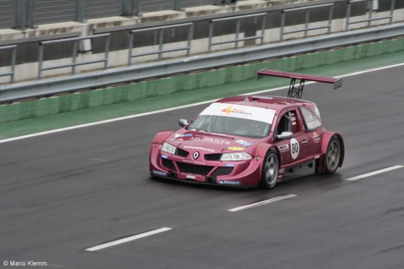 '06 Renault Megane Trophy - VdeV '09