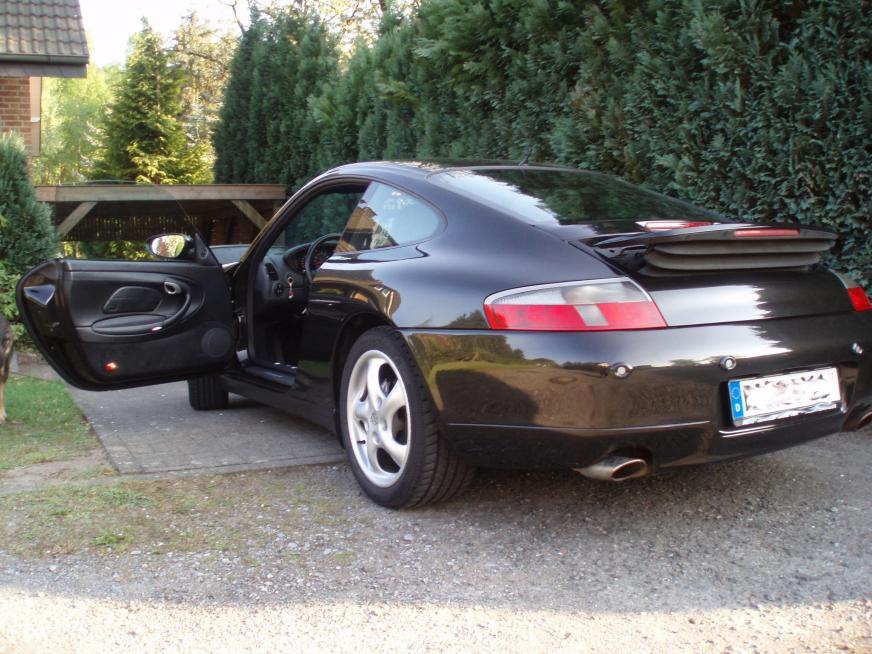 Mein Porsche 996 Carrera 4
