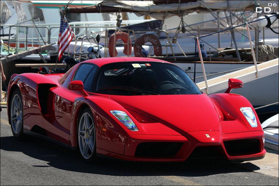 Mit dem passenden Auto zur richtigen Yacht.