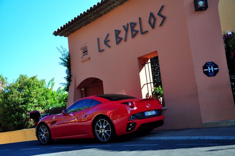 Italiano California vorm Byblos