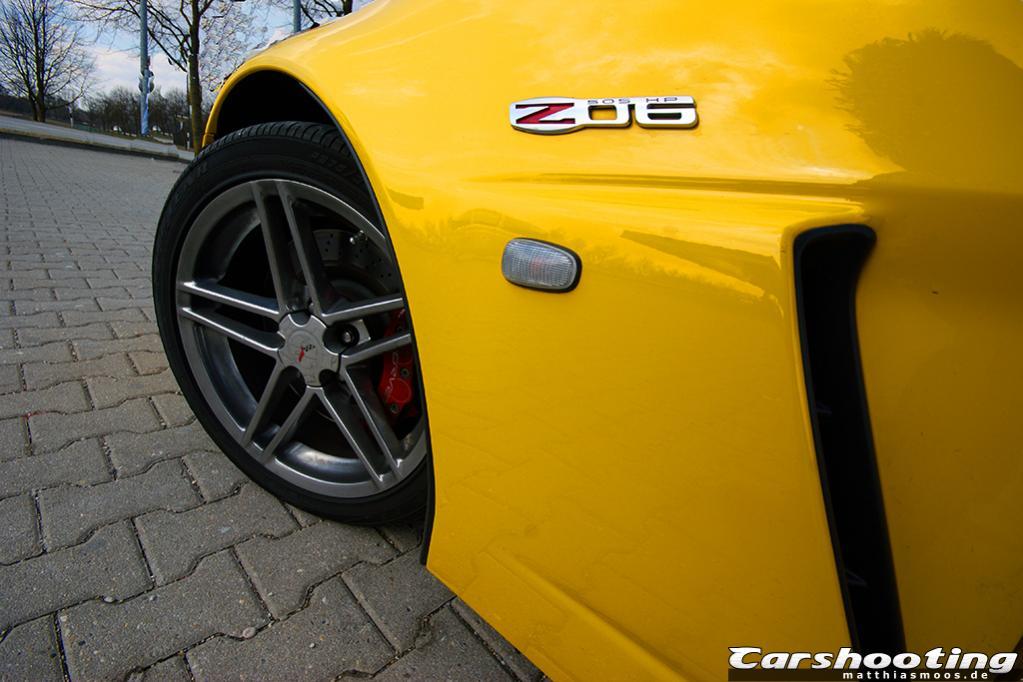 Corvette Shooting in München