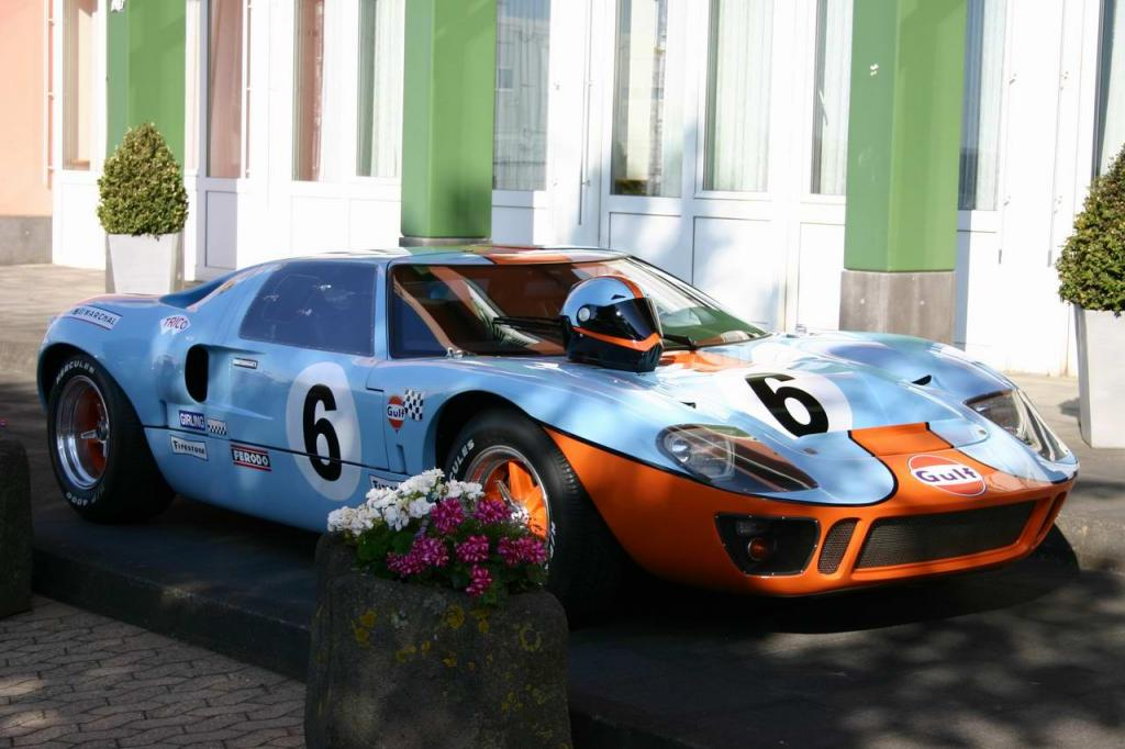 CAV GT40