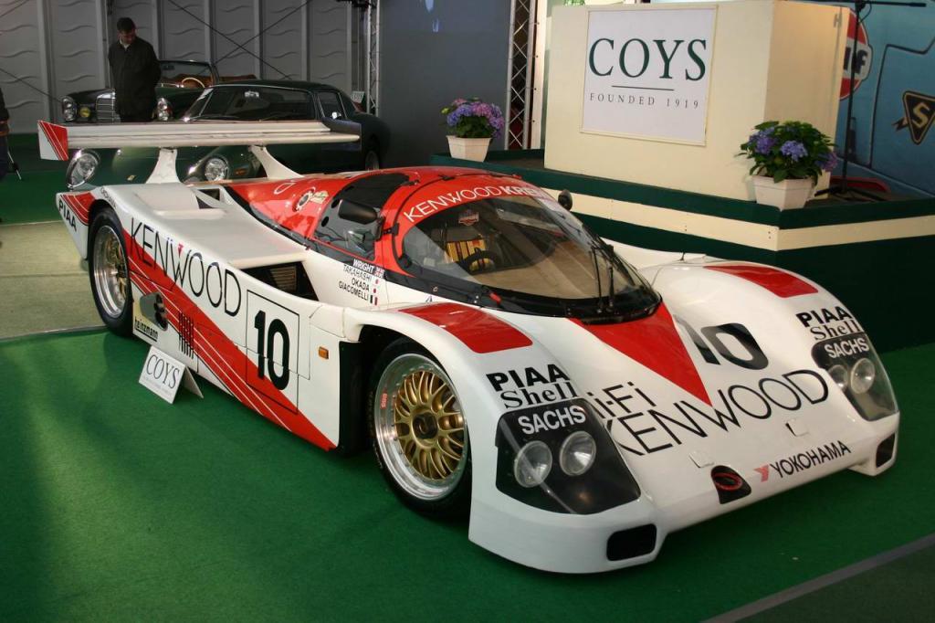 Coys Auktion - Kremer Porsche 962