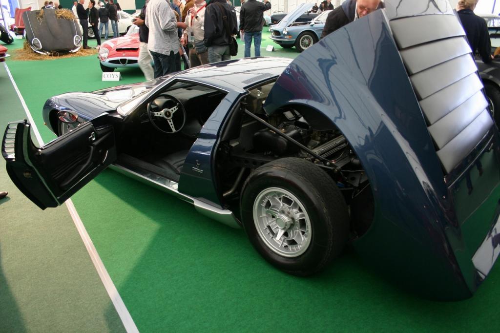 Coys Auktion - Lamborghini Miura