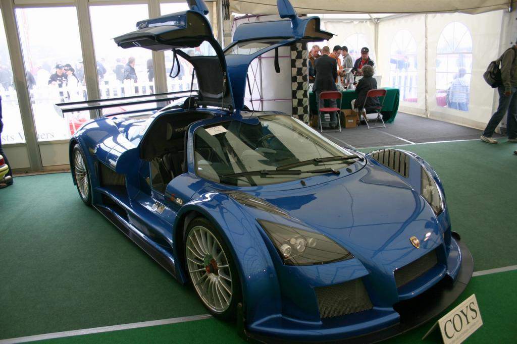 Coys Auktion - Gumpert Apollo Sport