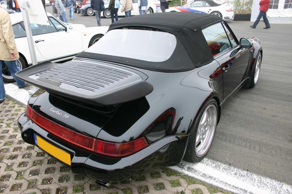 Porsche 964 Turbo 3.6 Cabrio