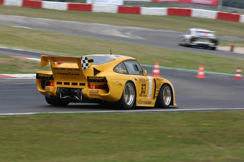 Porsche 935 - Schrey Racing