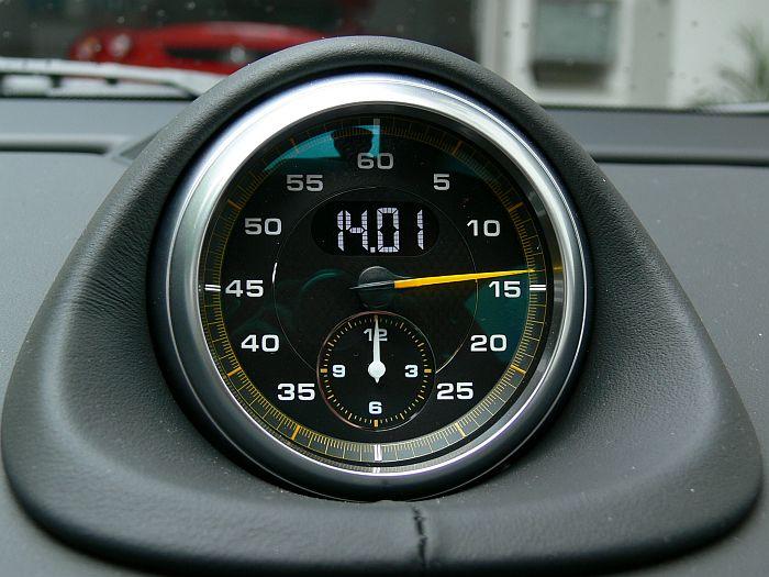 GT3 Stoppuhr