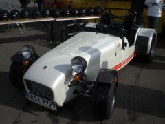 Caterham Drift Experience 2009